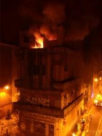 incendi al Segle XX